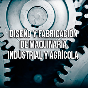 maquinaria industrial y agrícola